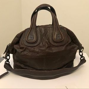 Authentic Givenchy Nightingale medium handbag